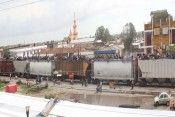 Tren de migrantes Chiapas