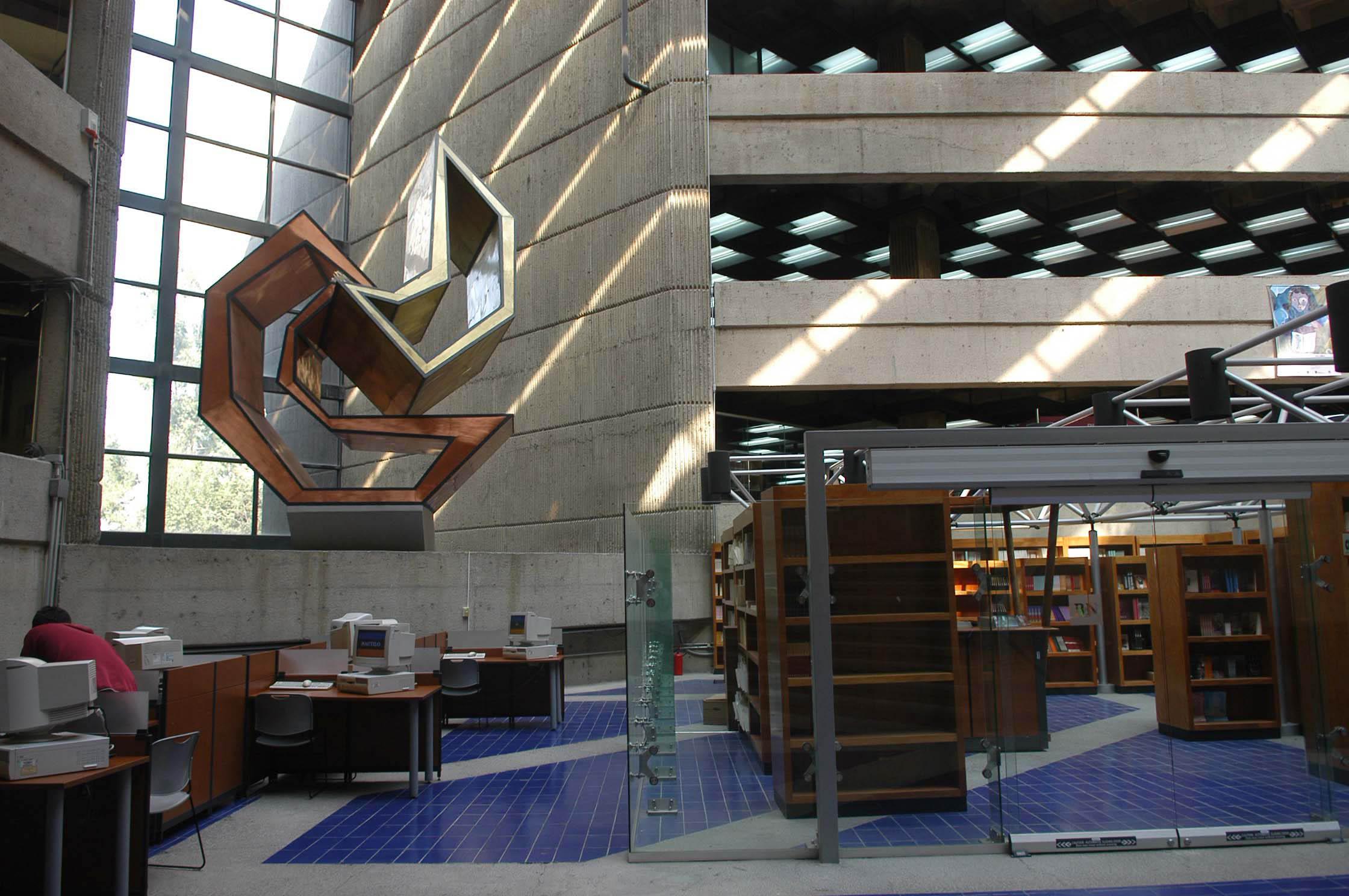 ... Biblioteca Nacional de México 85 años bajo custodia de la UNAM
