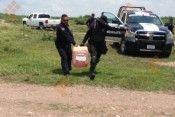 policia, gasolina robada
