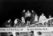 2 de octubre 1968, camion politecnico