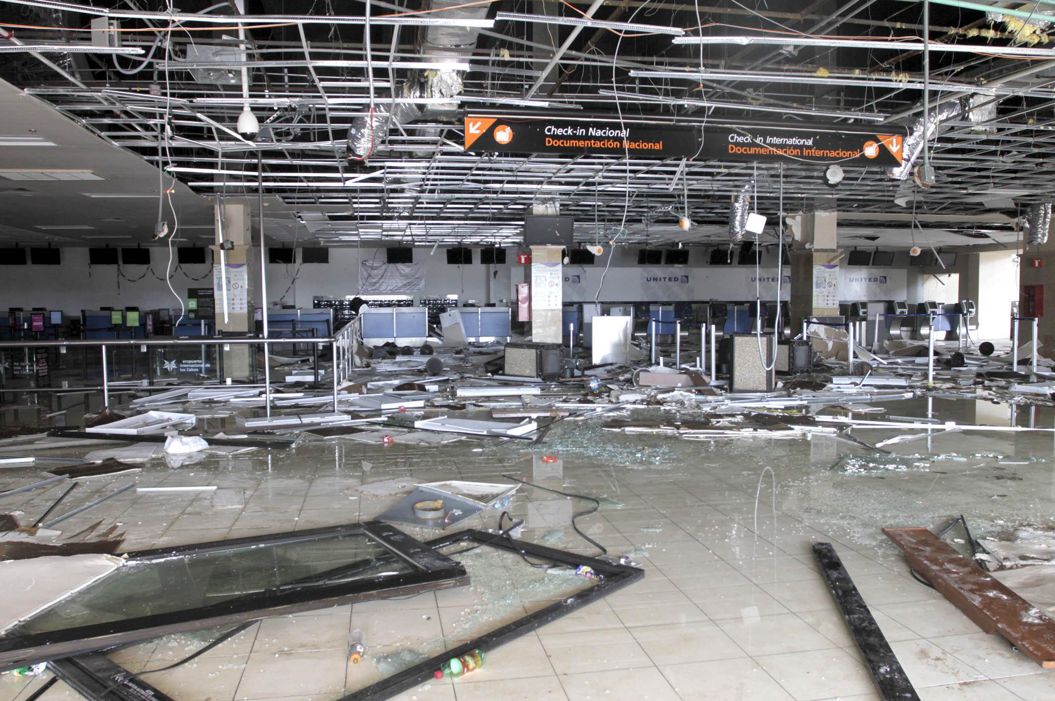 Da ado el aeropuerto de los cabos pero opera el puente - Aeropuerto de los cabos mexico ...