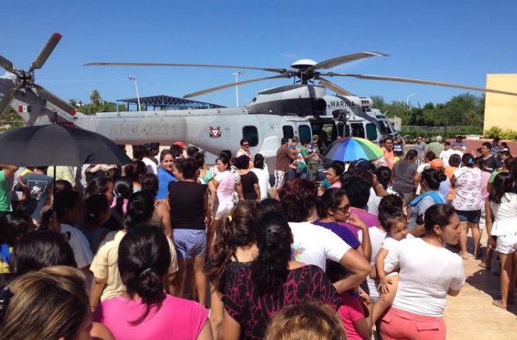 Helicóptero BCS