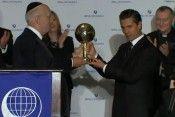 Peña Nieto Premio