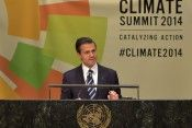 Peña Nieto cumbre Onu clima
