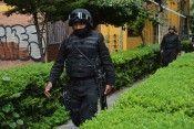 Policías rudos narco DF