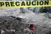 Fosas clandestinas, Iguala -Raúl Estrella2