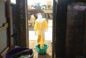 ebola,africa, medicos sin fronteras