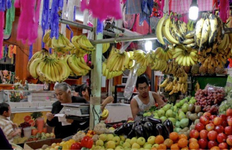 inflacion mercado, frutas