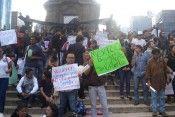marcha, ayotzinapa 2