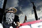marcha ayotzinapa II, angel