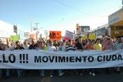 yaquis, sonora, protesta