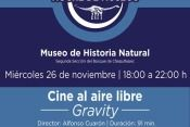 gravity, museo de historia natural