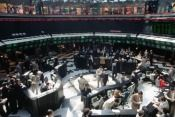 Trading Floor of the Mexican Stock Exchange, Mexico City
