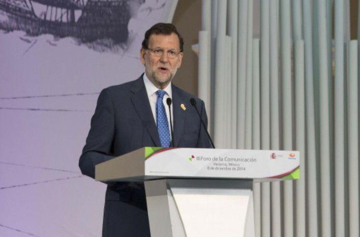 Mariano Rajoy, cumbre iberoamérica- Presidencia