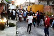 fiestas clandestinas, Azcapotzalco- Especial