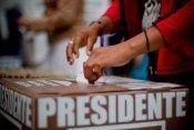 Urna electoral presidente