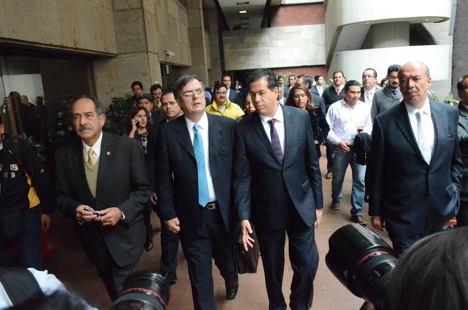 Marcelo Ebrard Wikipedia Marcelo Ebrard Comparecencia