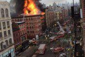 explosion, edificio, nueva york