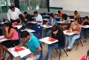 maestros, examen grande