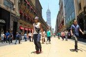 Cotidiana calle Madero RA grande