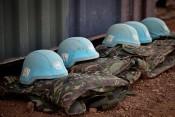 Dutch military camp in Gao