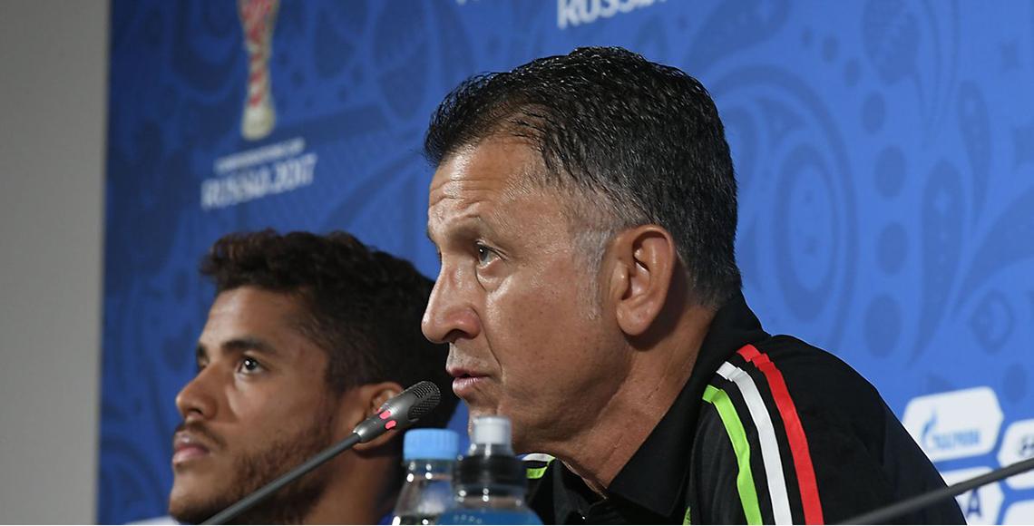 Técnico de Portugal señala que deben tener cuidado con México
