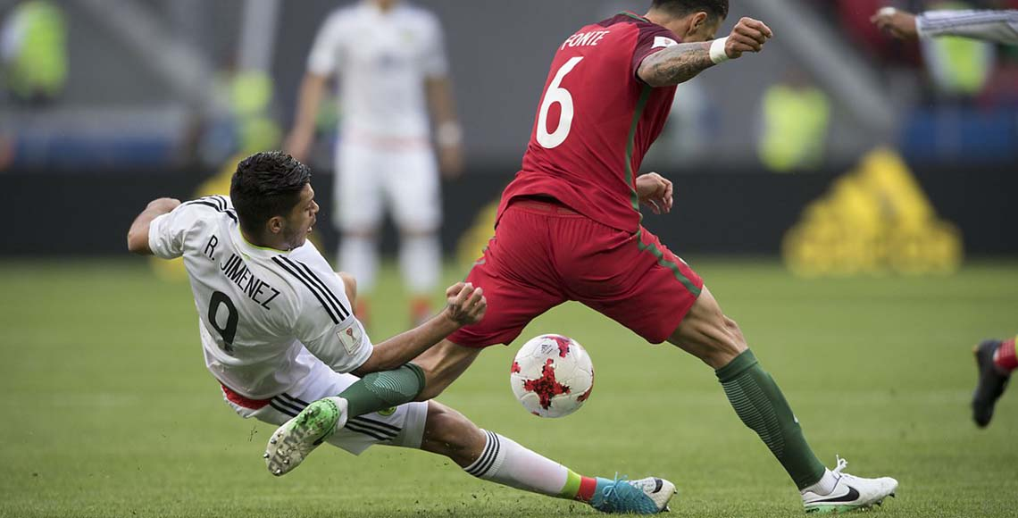 Rusia vs. Portugal, mira en vivo aquí