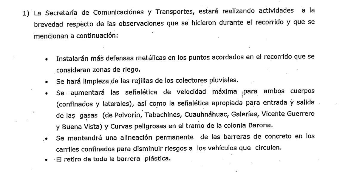 No renunciaré tras socavón en Paso Exprés: Ruiz Esparza