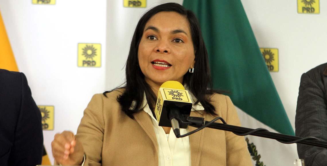 Resultado de imagen para Beatriz Mojica Morga, secretaria general del PRD