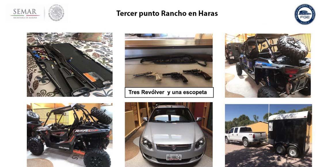 """Detienen en Puebla a """"El Toñín"""", líder de los """"huachicoleros"""""""