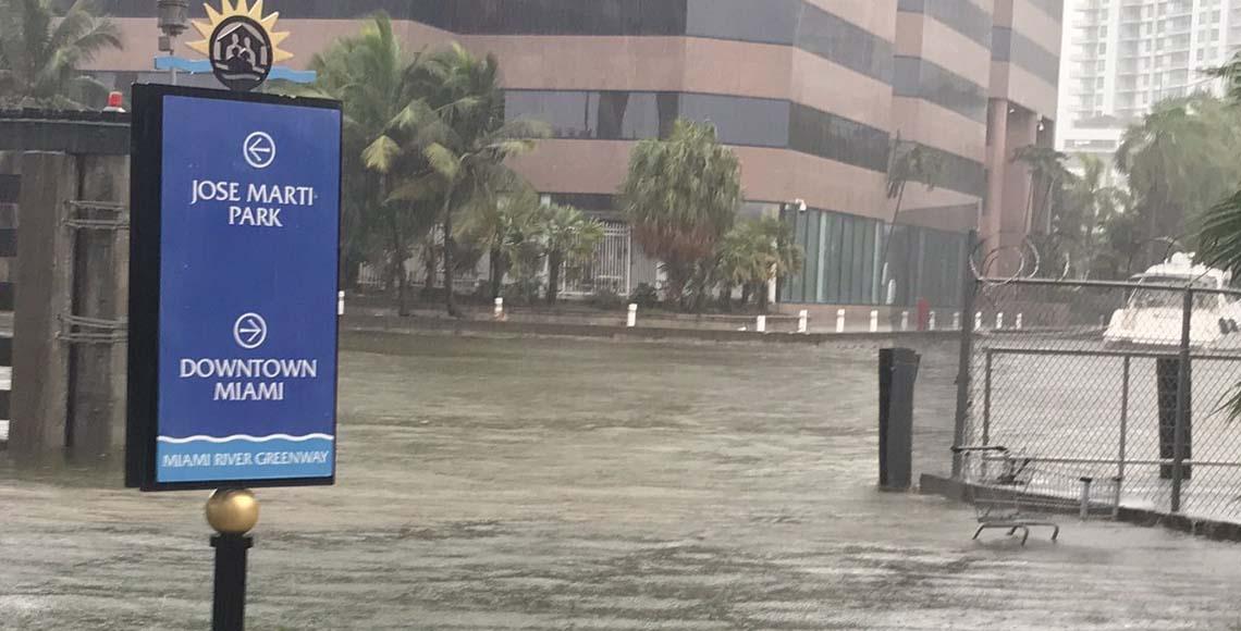 (FOTOS Y VIDEO) Irma llega a Florida y deja incontables pérdidas