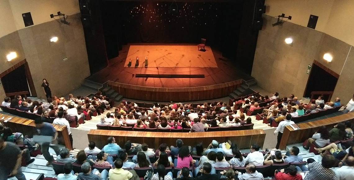"""Teatro Guadalajara """"Ignacio López Tarso"""""""