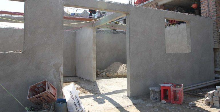 Construcción, obra,