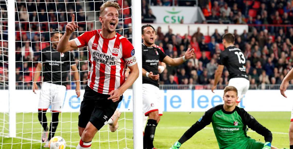 'Chucky' y Gutiérrez tienen gran noche con el PSV