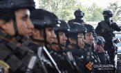 Arman combate a la inseguridad en CDMX con Unidad Táctica y Comando