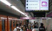 Para que no se vaya el tren, instalan plataforma de tiempo real al Metro