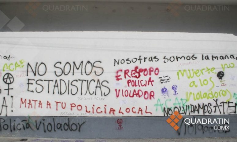 Pide Lorena Villavicencio a mujeres de protesta reunirse en San Lázaro
