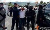 Tras 4 horas, policías quitan bloqueo en Chilpancingo; 6 detenidos