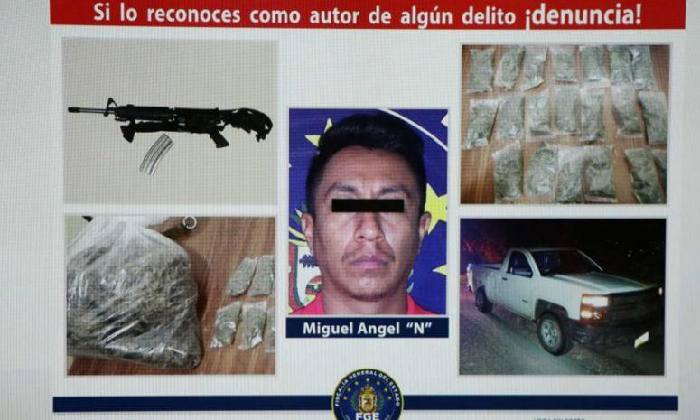 Capturan a presunto asesino de colaborador de Discovery Channel