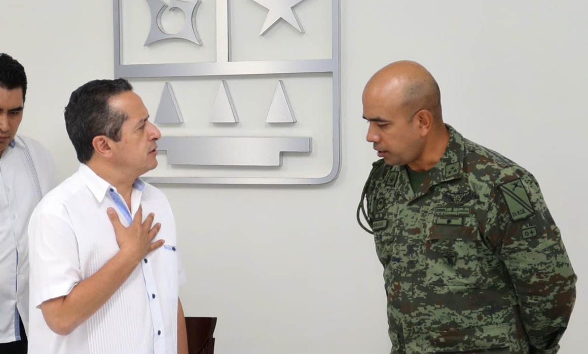 Carlos Joaquín da a conocer plan de atención contra coronavirus en QR