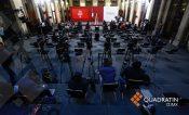 Pandemia, asunto serio y no de ocurrencias: López Obrador
