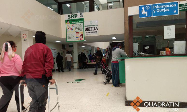 León registra desabasto de vacunas para la tuberculosis