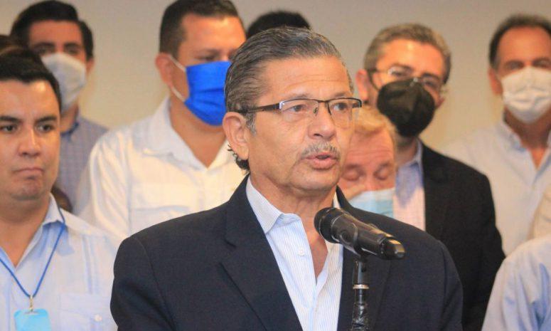 Acepta Pedroza resultado en SLP, pero acusa falta de transparencia