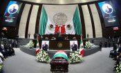"""Diputados despiden a René Juárez: """"México pierde a un hombre de ley"""""""
