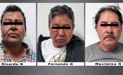 Rescatan a secuestrado y caen 3 en Chalco: estás en buenas manos